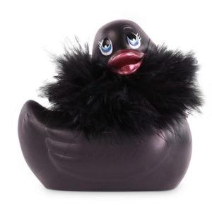 BIG TEAZE TOYS® I Rub My Duckie 2.0 Paris, noir