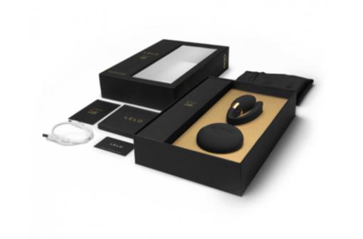LELO® Tiani™ 24K, Vibromasseur pour couples, obsidian black