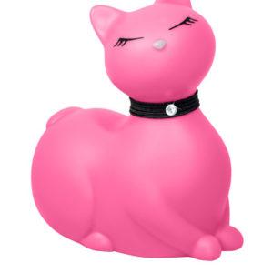 Big Teaze Toys® I Rub My Kitty, vibromasseur rose
