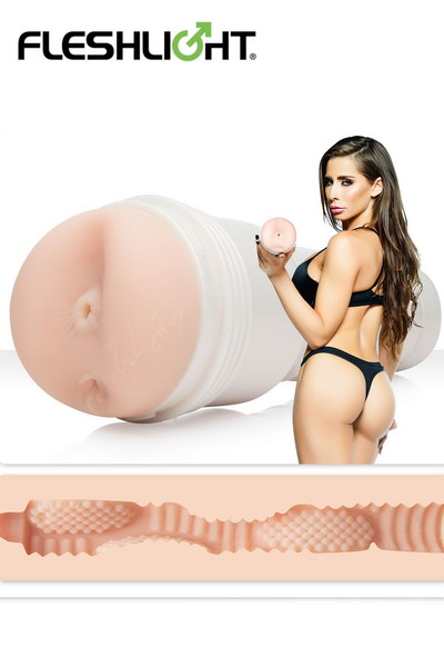 FLESHLIGHT® Masturbateur anus, Madison Ivy