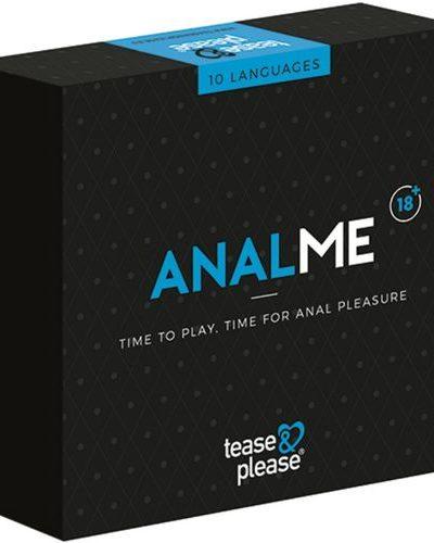 TEASE & PLEASE® Anal Me, jeu coquin pour couples