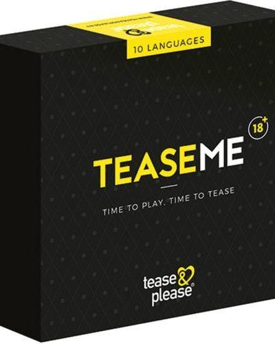 TEASE & PLEASE® Tease Me, jeu coquin pour couples
