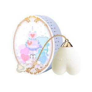 Zalo® Baby Heart - Stimulateur clitoridien connecté, vanille